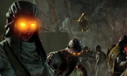 Zombies head underground in Call of Duty: Black Ops 4