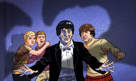 Doctor Who: The Macra Terror on DVD and Blu-ray April 17