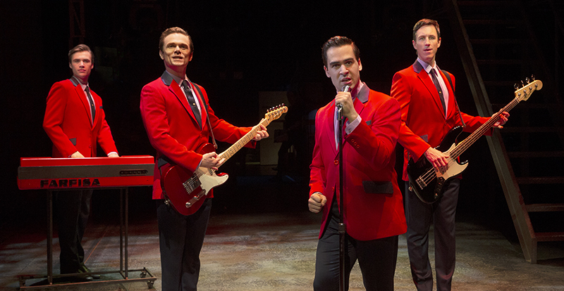Jersey Boys @ Regent Theatre, Melbourne – live review