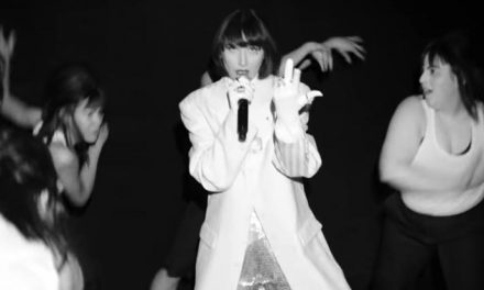 Karen O and Danger Mouse's 'Woman' live music video