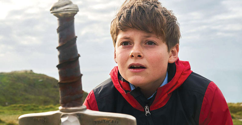 The Kid Who Would Be King on DVD April 24