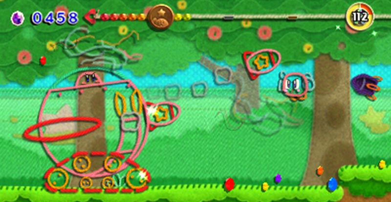 Kirby's Extra Epic Yarn – review