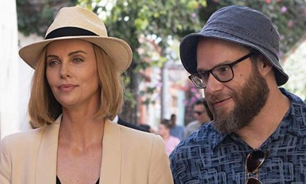 Seth and Charlize's Long Shot