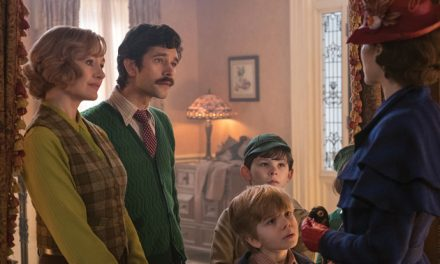 Interview with Ben Whishaw and Emily Mortimer – Mary Poppins Returns
