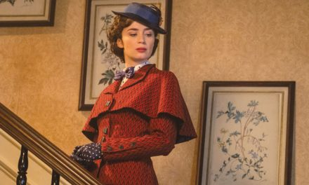 Mary Poppins Returns on DVD, Blu-ray & 4K April 10