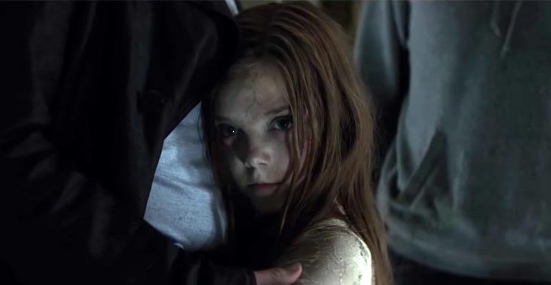 Hug your daughter! Creepy Pet Sematary clip