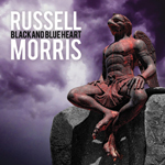 Russell Morris Black And Blue Heart
