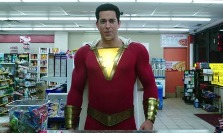 Second Shazam! trailer zooms in
