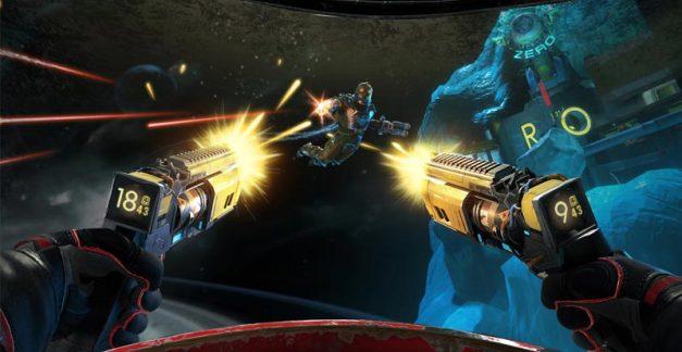 Space Junkies for PSVR junkies!