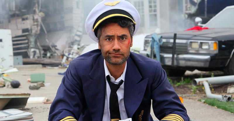 Taika Waititi hops aboard Time Bandits return