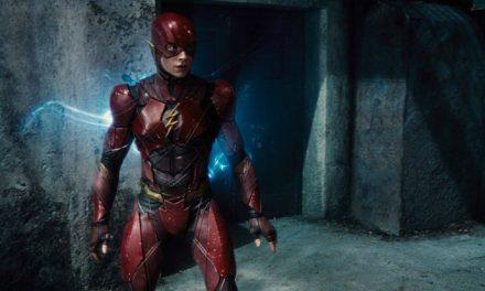 Ezra Miller to co-write The Flash movie