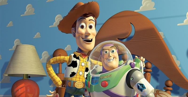 Toy Story 1, 2, 3 – 4K!