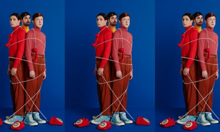 Two Door Cinema Club return with 'Talk'