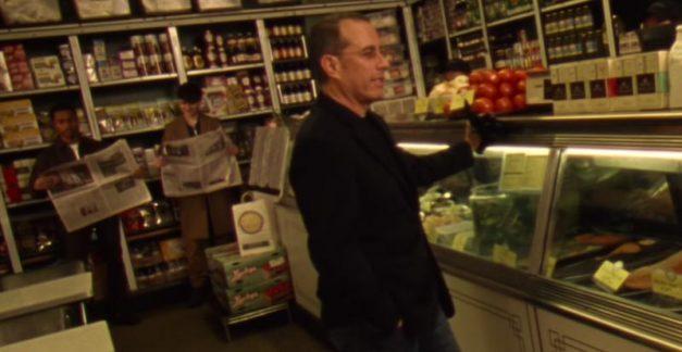 Seinfeld cameos in new Vampire Weekend vid