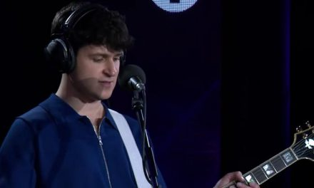 Vampire Weekend cover Spidey's 'Sunflower'