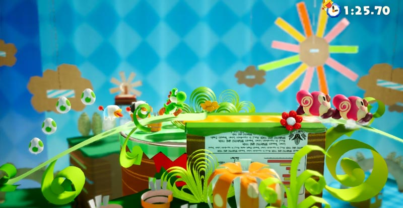 Yoshi's Crafted World – review