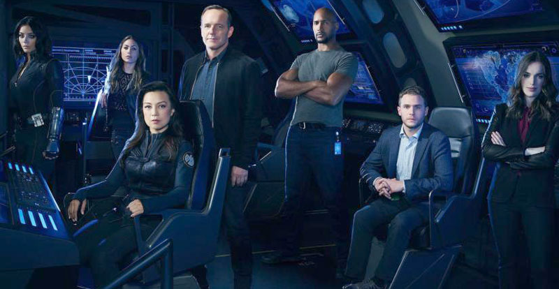 Agents of S.H.I.E.L.D: Season 5 on DVD and Blu-ray March 27