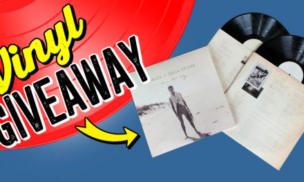 New release vinyl giveaway: Angus & Julia Stone, 'Down The Way'