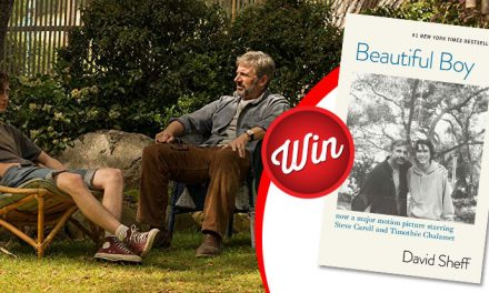 Win one of three Beautiful Boy book bundles