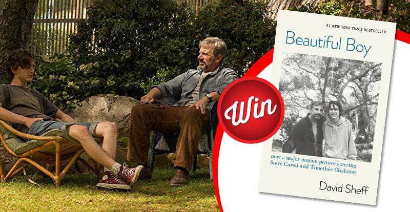 Win one of three Beautiful Boy book bundles