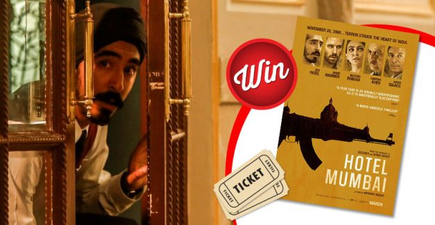 Win tickets to see Hotel Mumbai