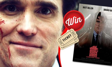 Win a double pass to see The House That Jack Built