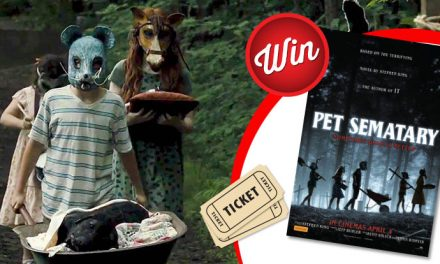 Pet Sematary movie ticket giveaway