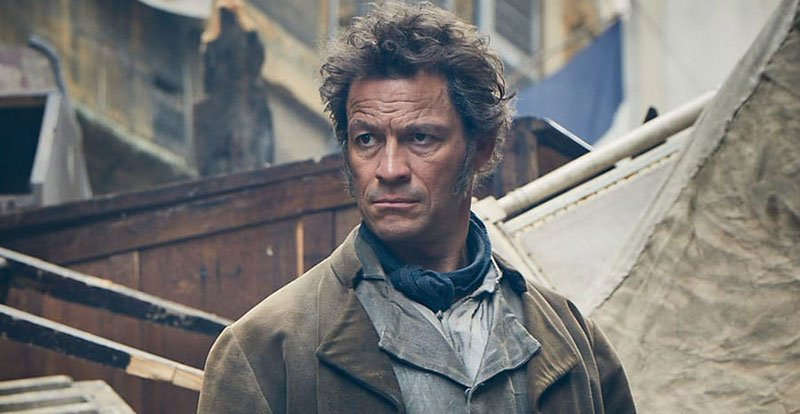 Les Misérables on DVD and Blu-ray April 17