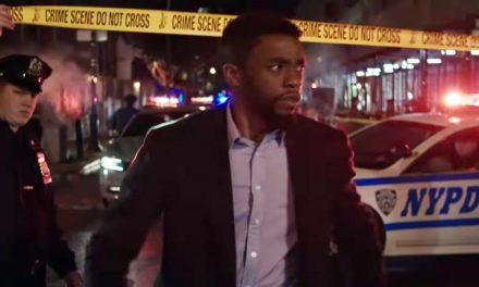 Chadwick Boseman builds on Black Panther in 21 Bridges