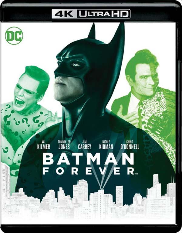 Batman Forever 4K
