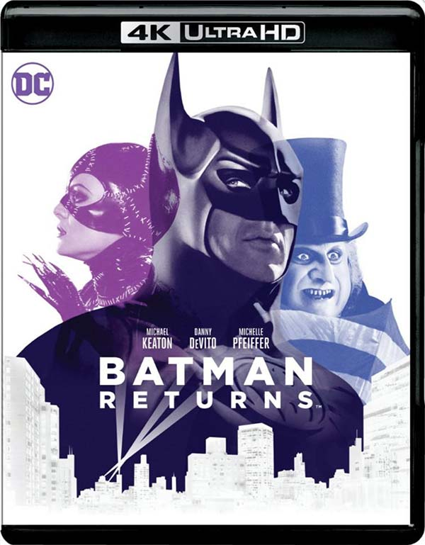Batman Returns 4K