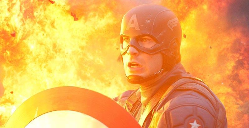 4K April 2019 - Captain America: The First Avenger