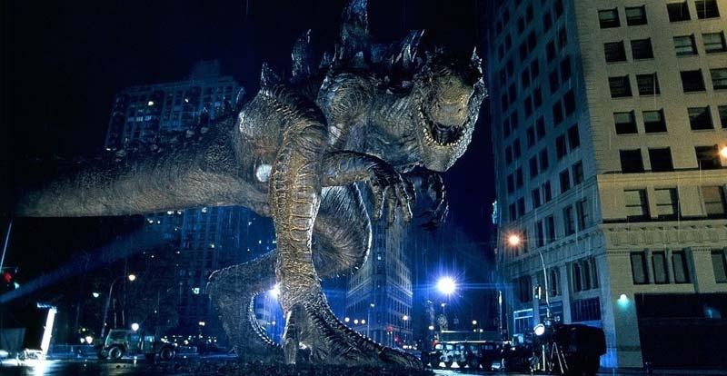 4K May 2019 - Godzilla