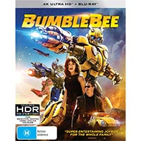 4K April 2019 - Bumblebee