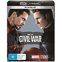 4K April 2019 - Captain America: Civil War
