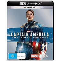 4K April 2019 - Captain America: The First Avenger