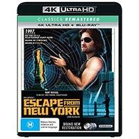 4K April 2019 - Escape from New York
