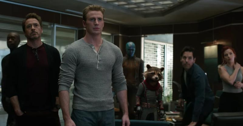 """Avengers: Endgame – a """"special look"""""""