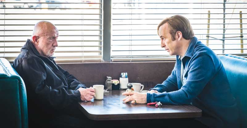 Better Call Saul: Season 4 on DVD and Blu-ray May 8