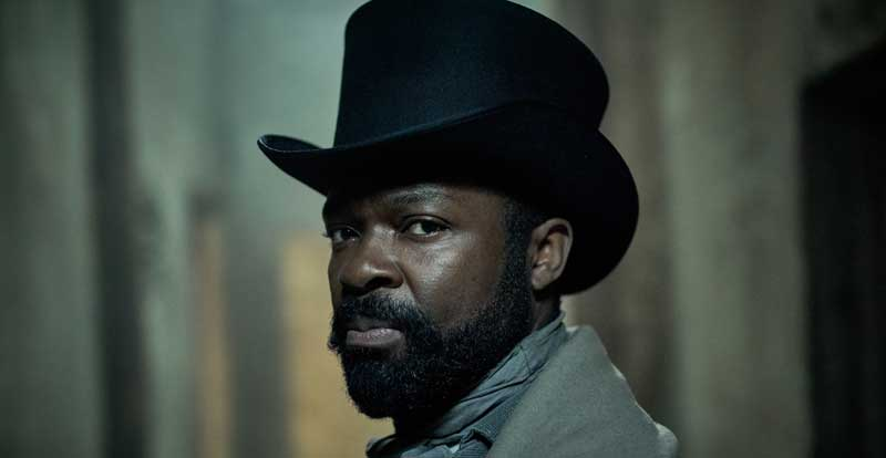 Interview with David Oyelowo – Les Misérables