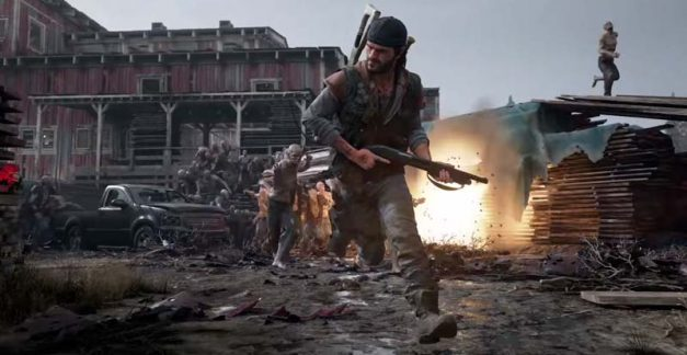 Behind the scenes of Days Gone