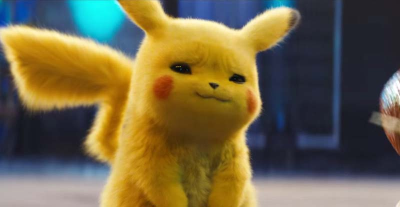 Meet the cast of Detective Pikachu