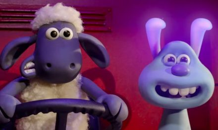 Shaun the Sheep's Farmageddon it!