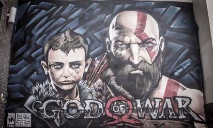 "God of War team say ""thank you"""