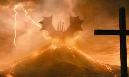 They did the SMASH… Godzilla II final trailer