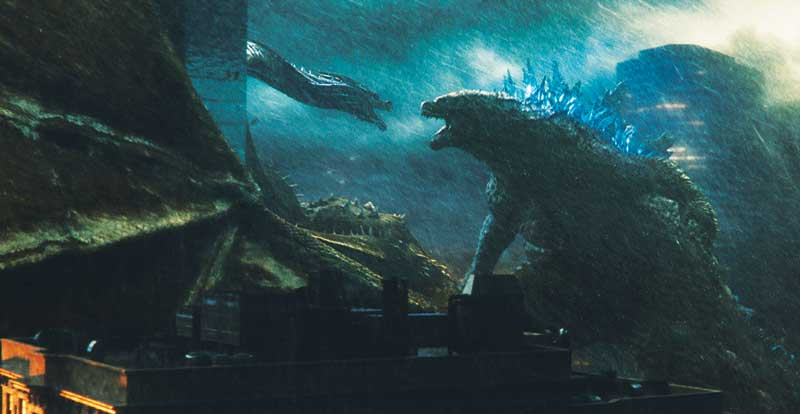 Interview with director Michael Dougherty – Godzilla II: King of the Monsters