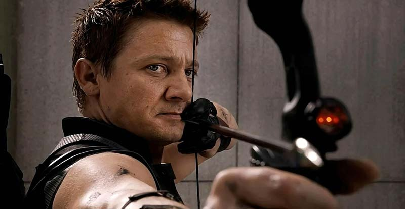 Jeremy Renner getting own show as Hawkeye
