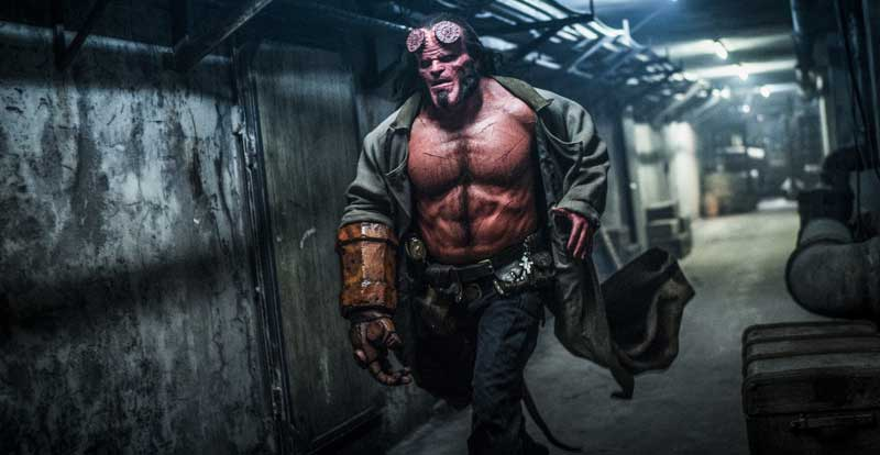 Hellboy – review