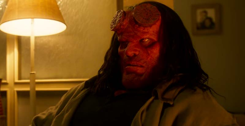 Hellboy gets R18+ rating – and here's why!