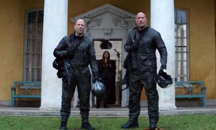 Let's get old school with Hobbs & Shaw